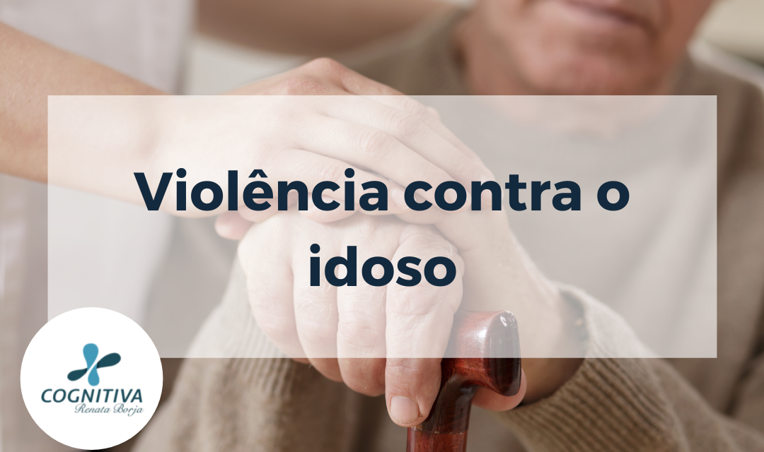 Renata Borja fala sobre violência contra os idosos